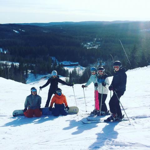 Romme Ski Trip years 6 to 9