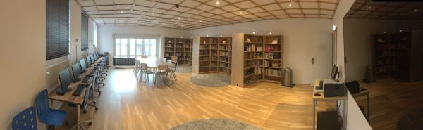 New Junior School Library