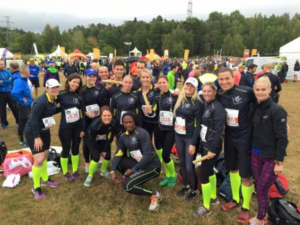 The 2016 school year kicked off with IESE staff dominating the Bellmanstaffet team relay on Norra Djurgården.